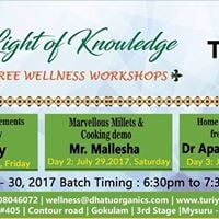 Light of Knowledge - Free Wellness Workshops