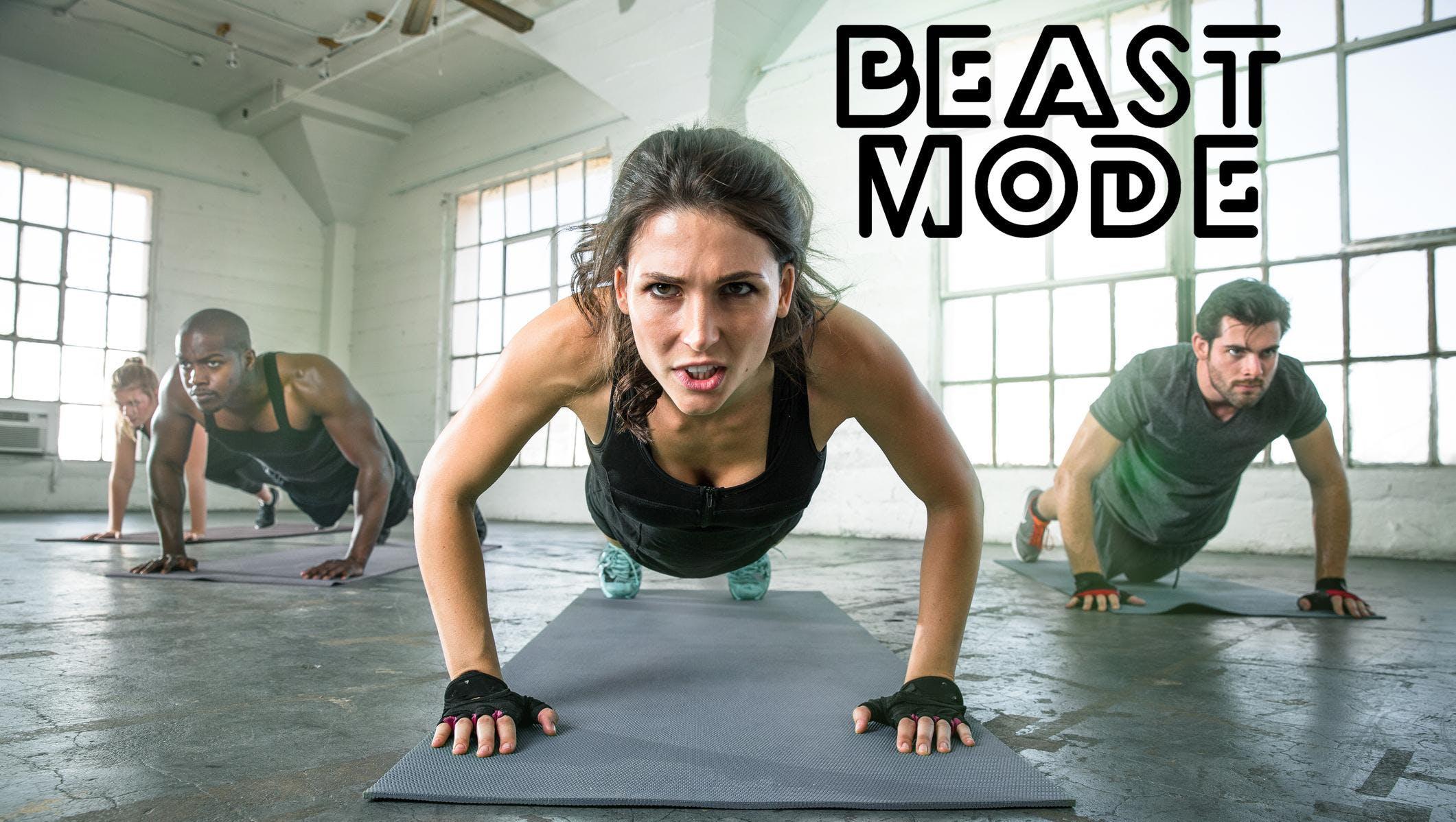 BeastMode (HIIT class)