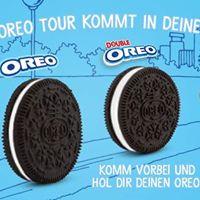 Die OREO Tour kommt in deine Stadt