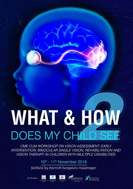 What & How does my child see