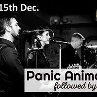 Live Music-Panic Animal &amp DJ