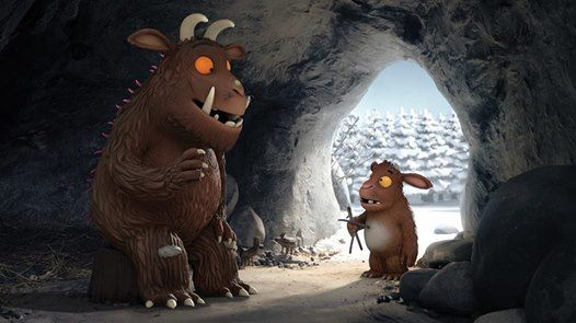 The Gruffalo & The Gruffalos Child SOLD OUT
