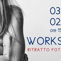 Workshop sul ritratto fotografico con Chiara Vitellozzi