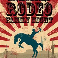 Rodeo Family Night