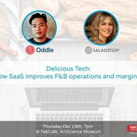 Delicious Tech How SaaS improves F&ampB operations and margins