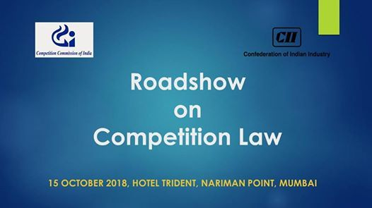 CII Roadshow on Competition Law