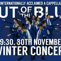 Out of the Blue - Winter Concert