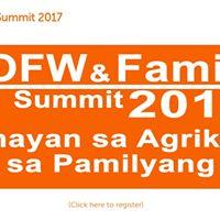 Villar SIPAG OFW &amp Family SUMMIT 2017