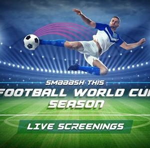 LIVE Screenings 2018 World Cup