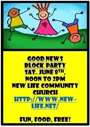 Good News Block Party