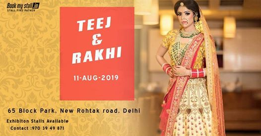 Teej & Rakhi Mela in Delhi