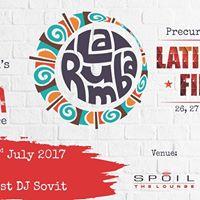 La RUMBA - LSF Precursor Party 22-July