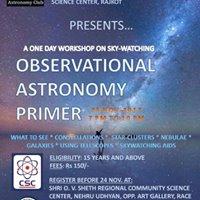 Observational Astronomy Primer
