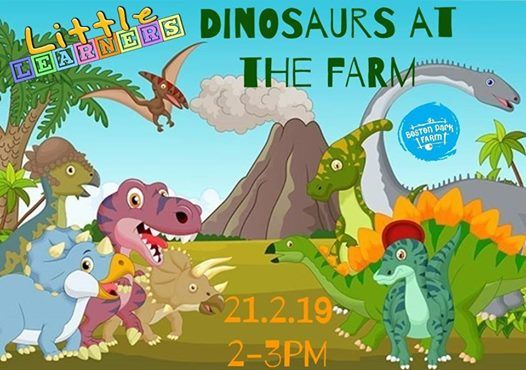 Dinosaurs at the Farm (Little Learners Doncaster