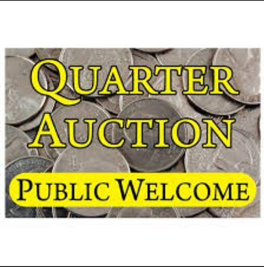 Quarter Auction To Benefit Baby Hudson Weigel