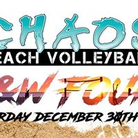 CHAOS Indoor Beach Series (Nighttime) M&ampW FOURS