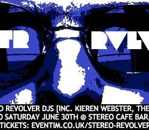 STR RVLVR GLSGW Launch Part 2: Kieren Webster (The View) DJ