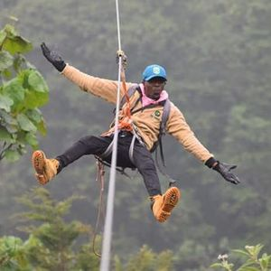 Zip line Nyama Party August Edition 3800