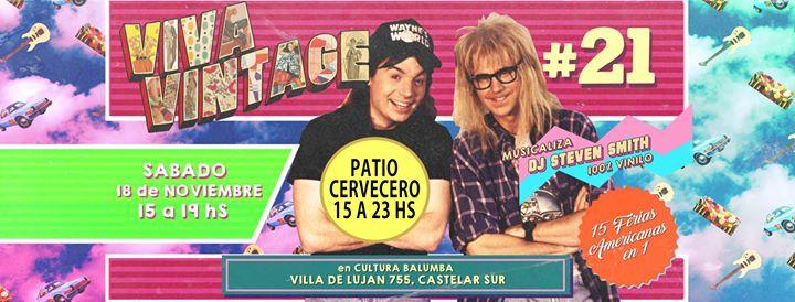 Viva Vintage 21 - Castelar