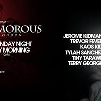 Glamorous Afterparty Every Monday Morning