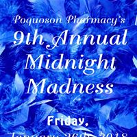 9th Annual Midnight Madness