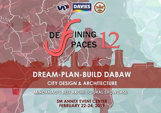 Defining Spaces 12 by Uap Davao Chapter