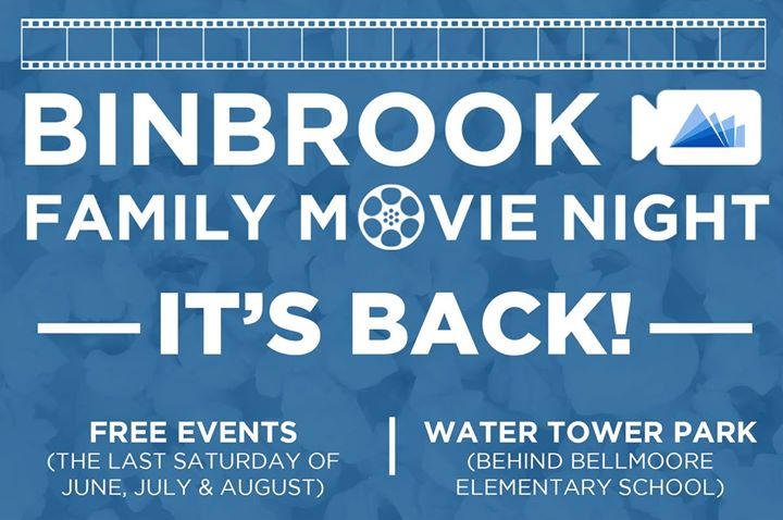 Binbrook Family Movie Night - Free Event