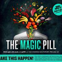 The Magic Pill - Vue Cinemas Southport UK