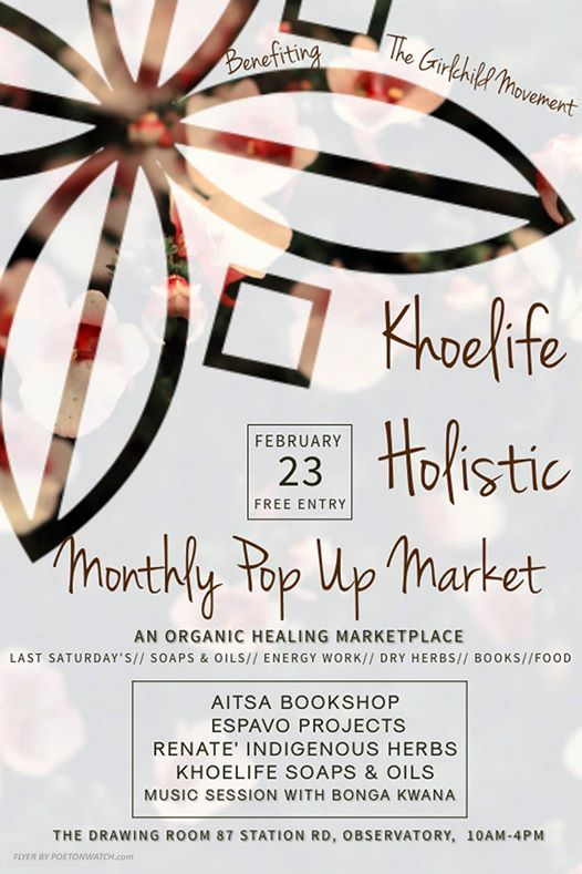 Khoelife Holistic Monthly Popup Market