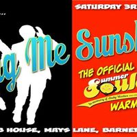 Bring Me Sunshine The Official Summer Soulstice Warm Up