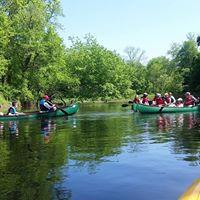 Naturalist-Guided Canoe Trip