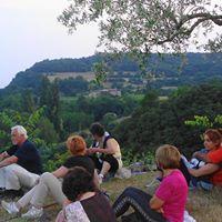 Escursione serale sensoriale a Castion di Costermano