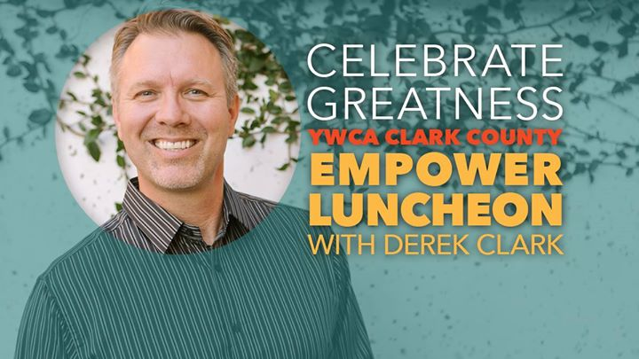 Empower Luncheon with Derek Clark
