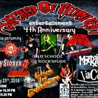 Sacred Of Midnight 4th Anniversary