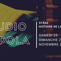 Stage Histoire de la musique tango avec DJ Claudio Coppola