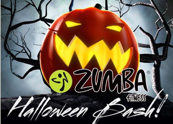 Zumba Halloween Bash