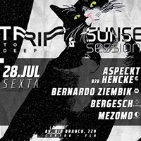 Trip to Deep  Sunset Sessions