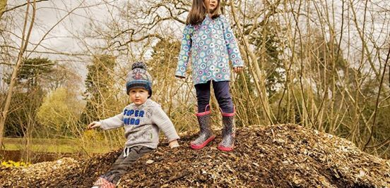 Wildfamilies Explore at The Wolseley Centre