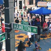 SQ Audio Dj Stage  Hamilton Street Festival