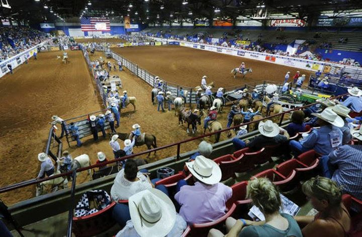 National Little Britches Rodeo Finals At Lazy E Arena Guthrie