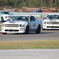 Mustang Experience at NOLA Motorsports Park