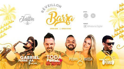 Reveillon BARRA - Quiosque do Joilton
