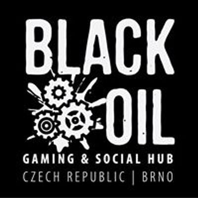 BLACK OIL - Gaming & Social Hub Brno