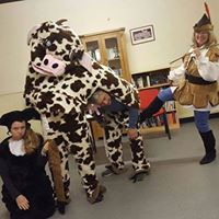 Last tango and Panto in Tarvin