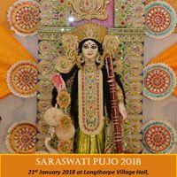 Saraswati Pujo 2018