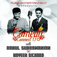 Comedy Connect at Under Doggs on 30th April