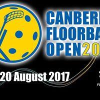 Canberra Floorball Open 2017