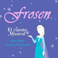 Frosen - El Cuento Musical