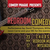 RedRoom Comedy Hour