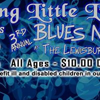 3rd Annual Blues Night presented by Lifting Little Lives